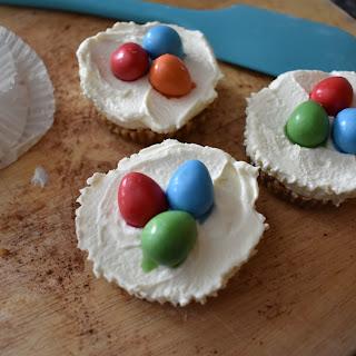 Mini Mini Egg Cheesecakes Recipe