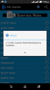 SQL Queries Note- screenshot thumbnail