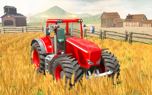 Modern Tractor Farming Simulator: Offline Games ss1