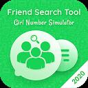 Friend Search Tool Simulator Direct Chat التطبيقات على Google Play