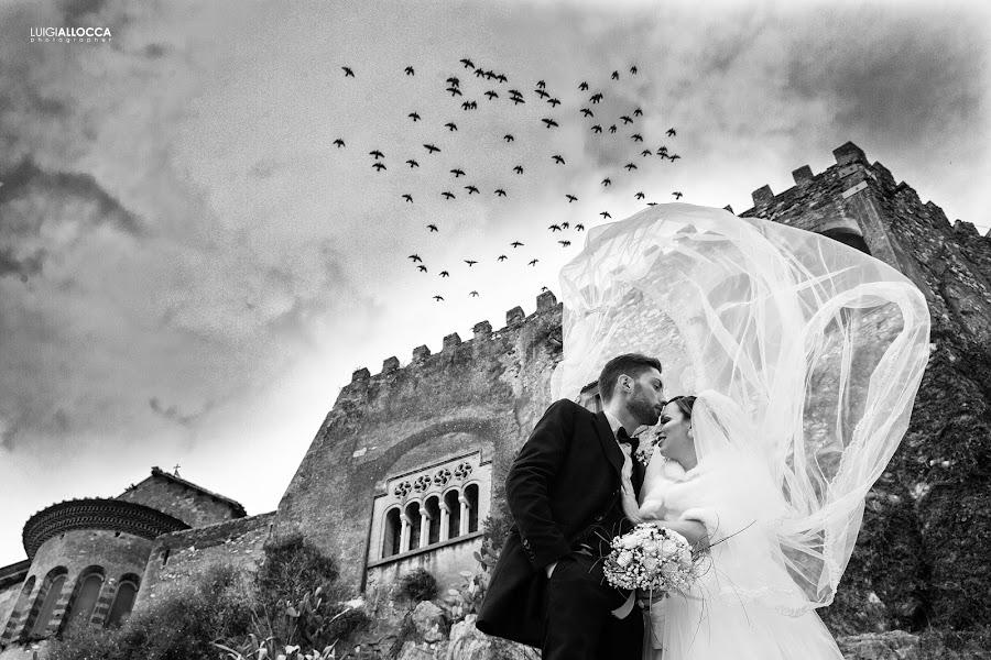 Fotografo di matrimoni Luigi Allocca (luigiallocca). Foto del 03.12.2018