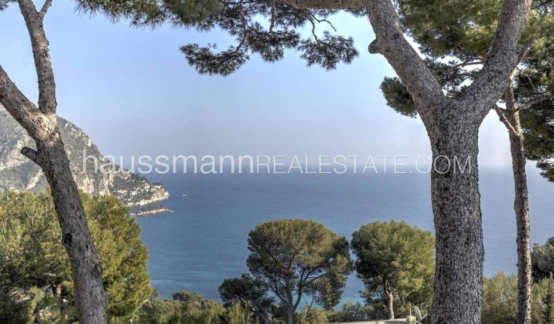 Villa with terrace Eze