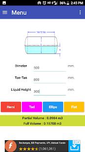 App Vessel Volume Calculator APK for Windows Phone