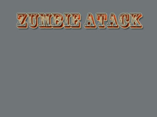 Zumbi atack