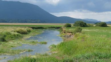 Photo: Cerkniško jezero (lago di Circonio)