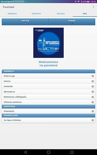 Medicamentos vu00eda parenteral 3.0 Screenshots 14
