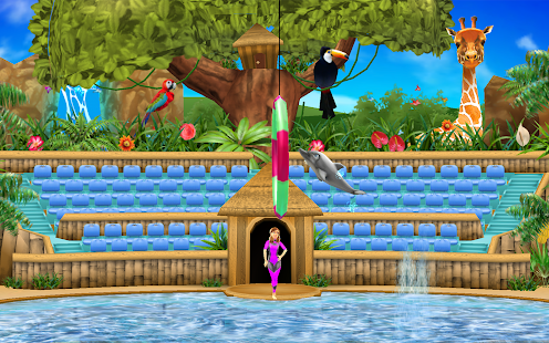 Game My Dolphin Show APK for Windows Phone