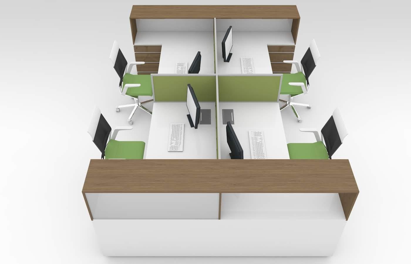 Фтот Модульная офисная мебель - Мебель для офиса