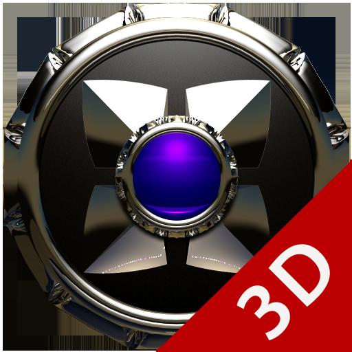 St. Moritz next launcher 3D