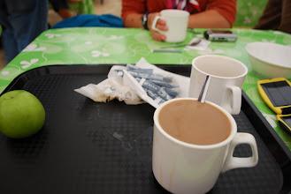 Photo: Irská hospůdka s výtečnou kávou a 11 ti cukry :)