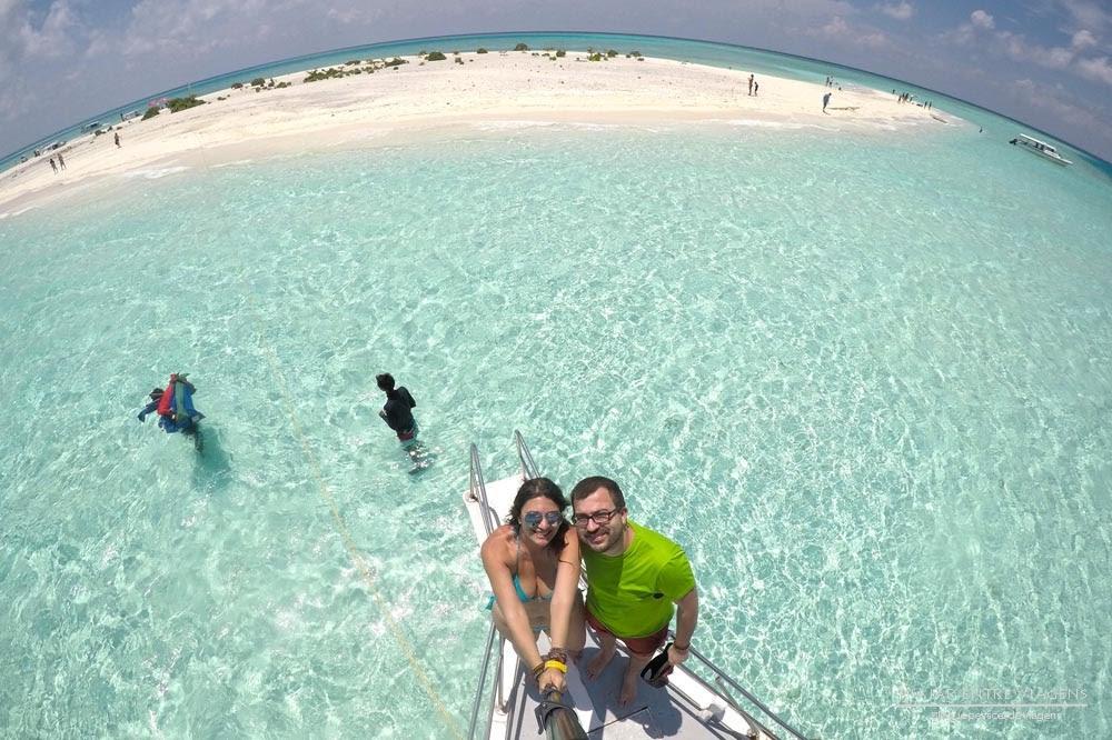 viajar de forma independente nas Maldivas
