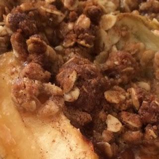 Pear or Apple Cobbler
