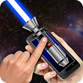 Lightsaber 3D Camera Simulator