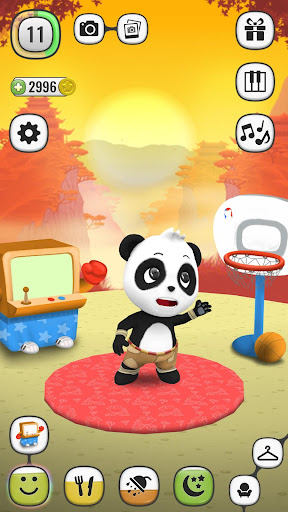 My Talking Panda - Virtual Pet for PC