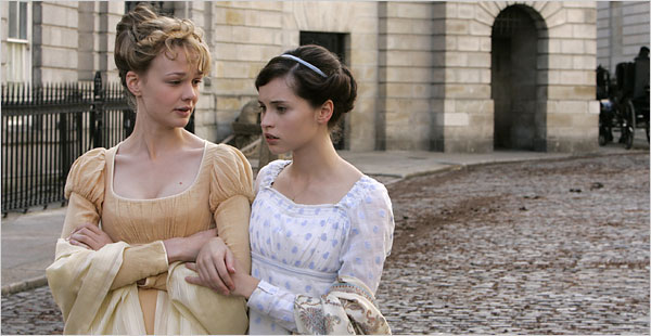 Cinematic Fashion: Northanger Abbey
