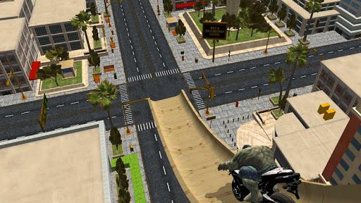 Super Hero Bike Mega Ramp 1.3 screenshots 11