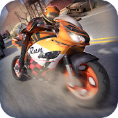 Meltdown Highway Moto GP Race