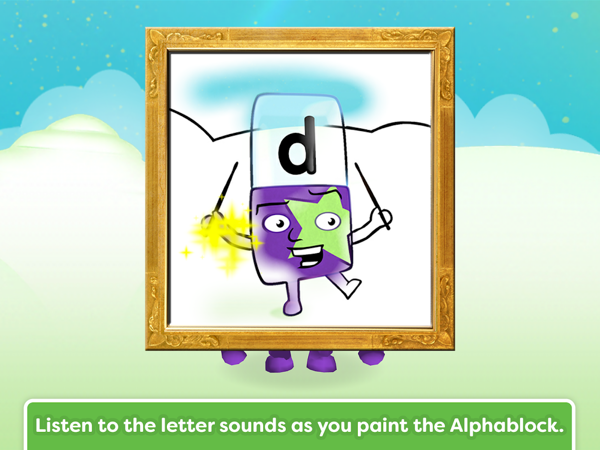 Alphablocks - Letter Fun!- screenshot