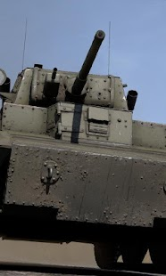 Wallpapers Tank M22 Locust US - náhled