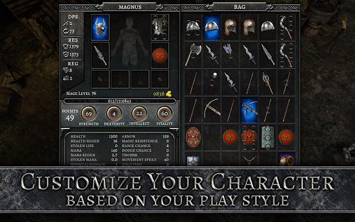 AnimA ARPG [Mod] Apk - Huyền thoại Diablo trở lại