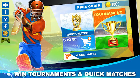 Gujarat Lions T20 Cricket Game 2.0.43 screenshot 1605598