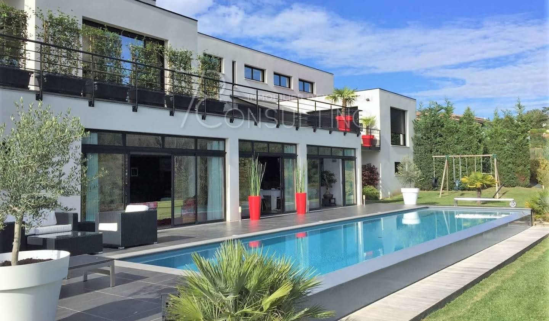 Maison avec piscine Balma