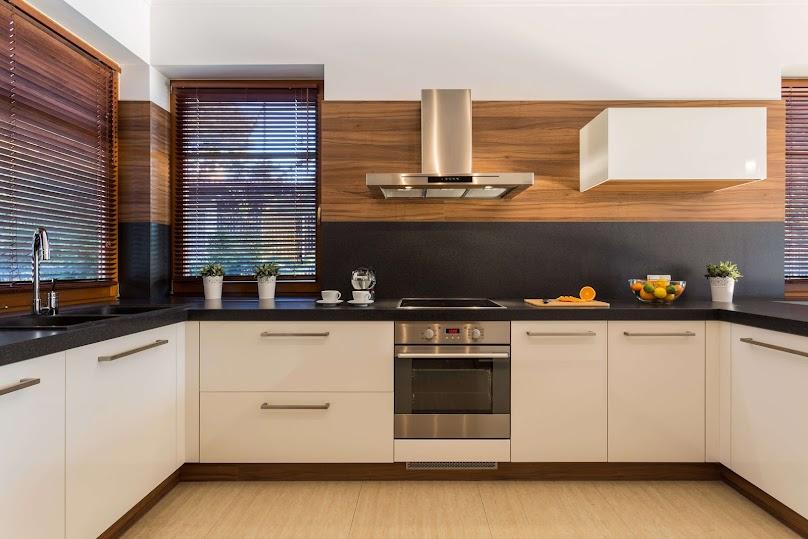 Funkcjonalna kuchnia będzie służyć domownikom przez długie lata