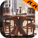 Simple Wooden Table icon