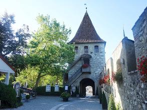 Photo: zámek Laufen