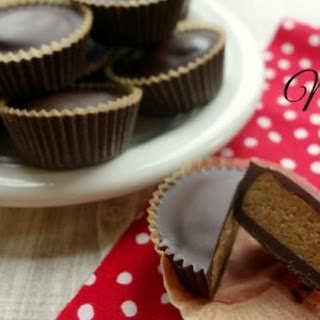 Chocolate Covered Nut Butter Cups