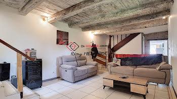 maison à Saint-Martin-de-Ribérac (24)
