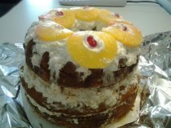 Pineapple Surprise Upside Down Cake Recipe