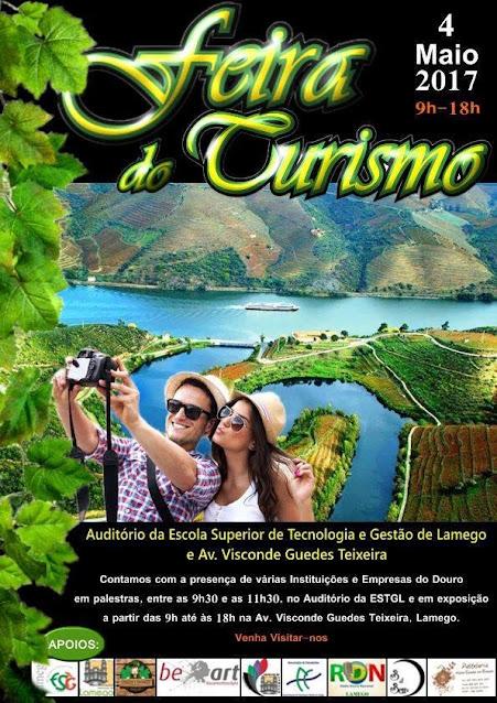 Feira do Turismo - Lamego - 4 de maio de 2017