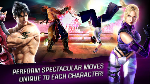 TEKKEN™ 1.2.2 screenshots 1