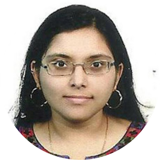 Anju Arun Kumar (AIR 90, 2016)