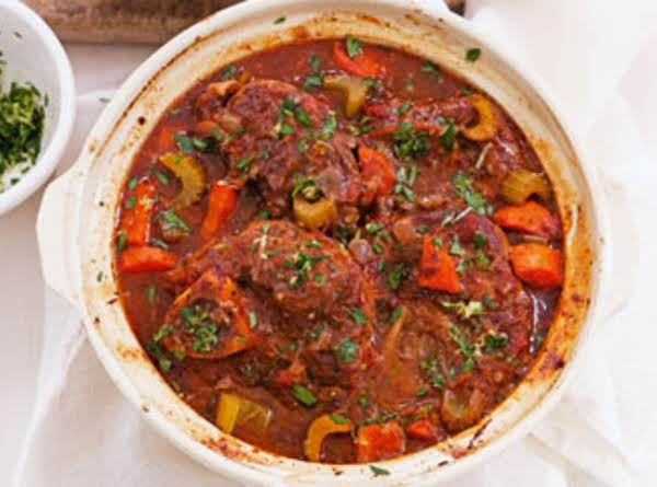 Beef Shanks Recipe