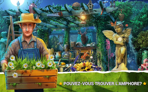 Tu00e9lu00e9charger Objets Cachu00e9s Jardin u2013 Jeux de Magie et d'aventure APK MOD (Astuce) screenshots 2