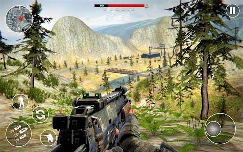 FPS Commando Shooting Games 2020 – new Games 2020 4
