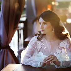 Wedding photographer Natalya Dacyuk (Golubka). Photo of 14.11.2018