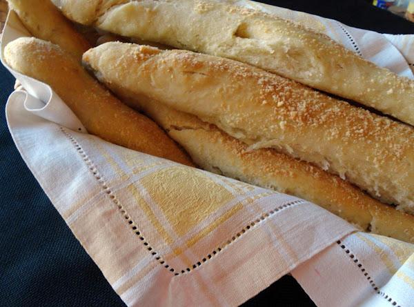 Bread Sticks Recipe