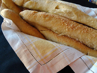 Bread Sticks Recipe