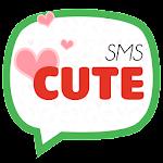 SMS Kute - Tin nhắn xếp hình, tin nhắn chúc Tết Icon