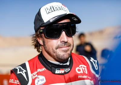 Komt het seizoen van Fernando Alonso in gevaar?
