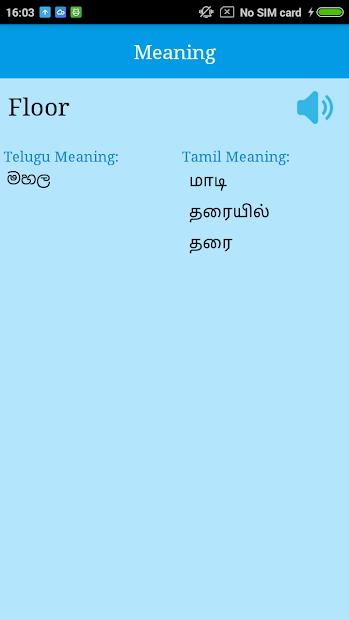 english sinhala dictionary with pronunciation