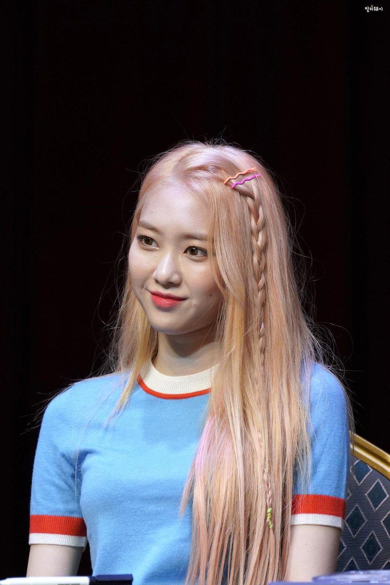 jiho blonde 29