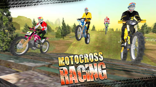 Motocross Racing 2.6 APK MOD screenshots 1