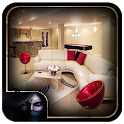 Apartment Leather Living Room Set icon