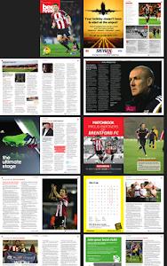 Brentford FC programmes screenshot 9