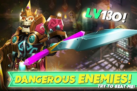 Dungeon Legends - PvP Action MMO RPG Co-op Games Screenshot
