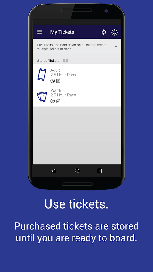 PDX Streetcar Mobile Tickets